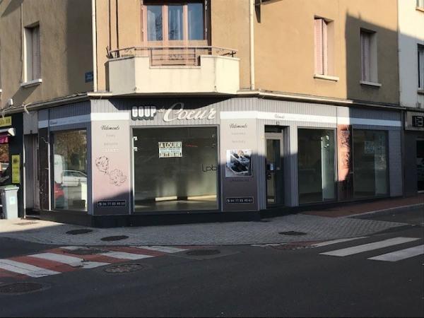 Location Local commercial Montrond-les-Bains