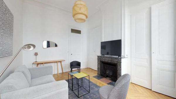 Appartement bourgeois - Lyon 6ème (69006)-6
