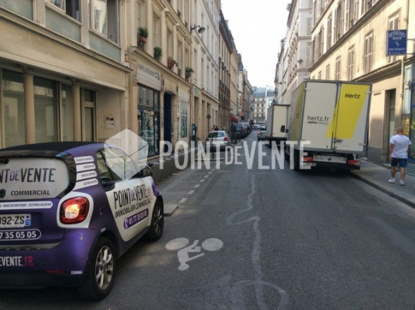 Location Boutique Paris 9ème