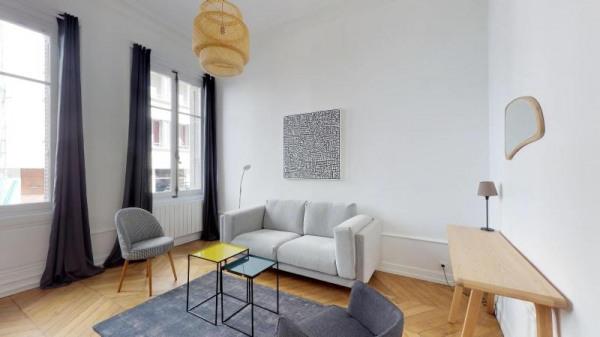 Appartement bourgeois - Lyon 6ème (69006)-1