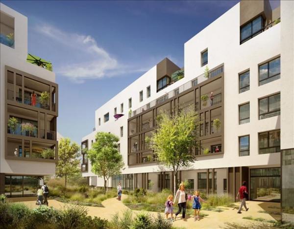 Appartement neuf - Lyon 7ème (69007)-1
