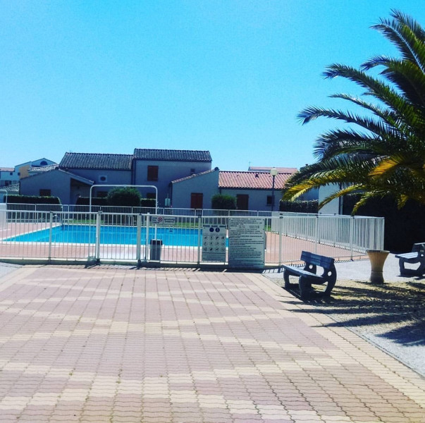 Agréable appartement pour 6 personnes dans résidence avec piscine