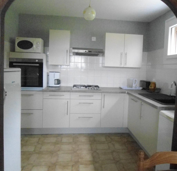 Location vacances Laqueuille -  Appartement - 5 personnes - Barbecue - Photo N° 1
