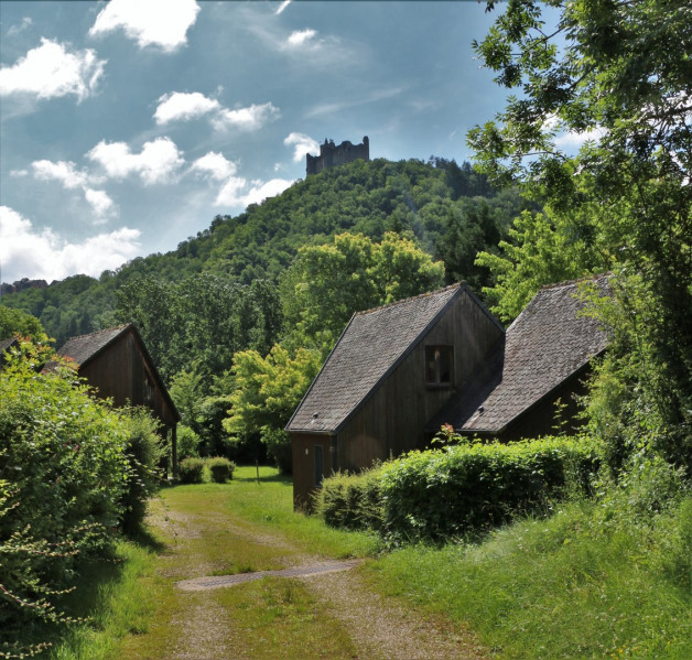 Location vacances Najac -  Insolite - 6 personnes - Barbecue - Photo N° 1