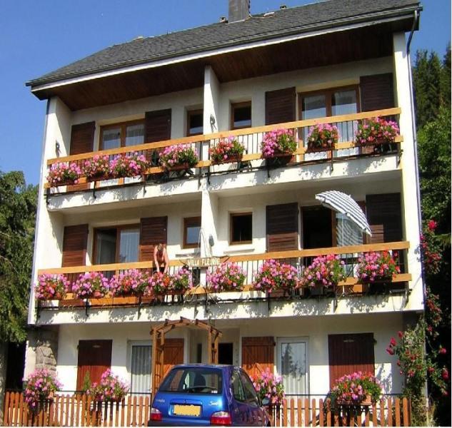 Villa fleurie - Besse