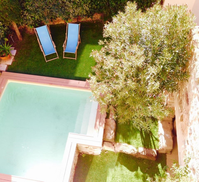 Location vacances Boutenac -  Gite - 5 personnes - Barbecue - Photo N° 1