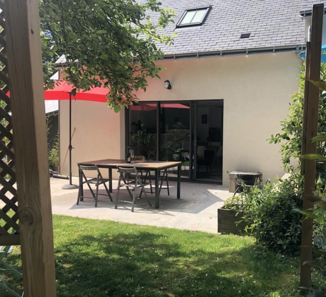 Location vacances Rochecorbon -  Gite - 6 personnes - Barbecue - Photo N° 1