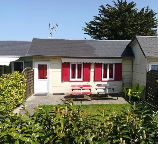 Cottage dans résidence pour 4 personne(s)