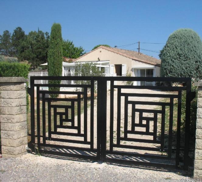 Maison pour 8 pers. avec piscine privée, Vallon-Pont-d'Arc