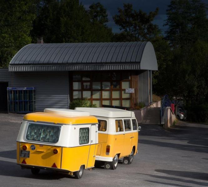 Camping La Valane, 73 emplacements, 34 locatifs
