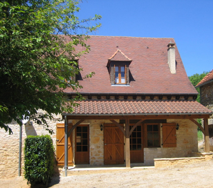 Holiday rentals La Cassagne - Cottage - 4 persons - BBQ - Photo N° 1