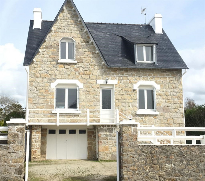 Location vacances Porspoder -  Maison - 8 personnes - Barbecue - Photo N° 1
