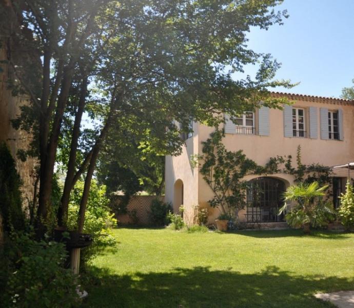 Bastide 5 chambres,parc ombragé proche d'Aix-en-Provence