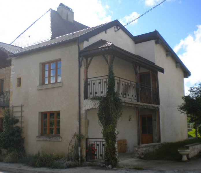 Holiday rentals Mièges - Cottage - 6 persons - BBQ - Photo N° 1