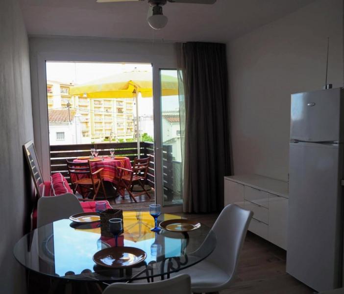 Alquileres de vacaciones l'Escala - Apartamento - 3 personas - Jardín - Foto N° 1