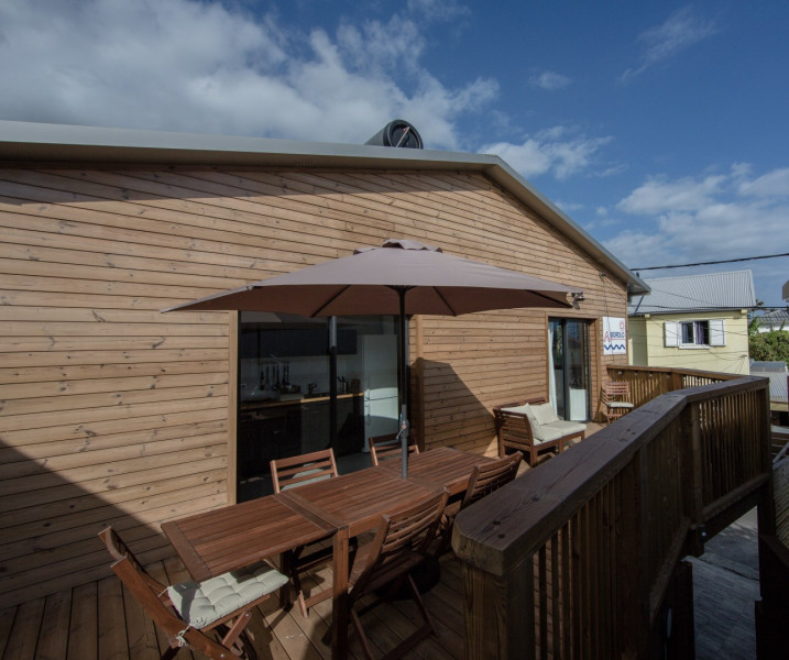 Location vacances Saint-Pierre -  Appartement - 8 personnes - Barbecue - Photo N° 1