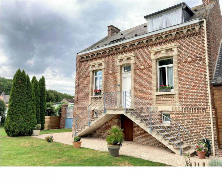 Location vacances Amiens -  Appartement - 6 personnes - Barbecue - Photo N° 1