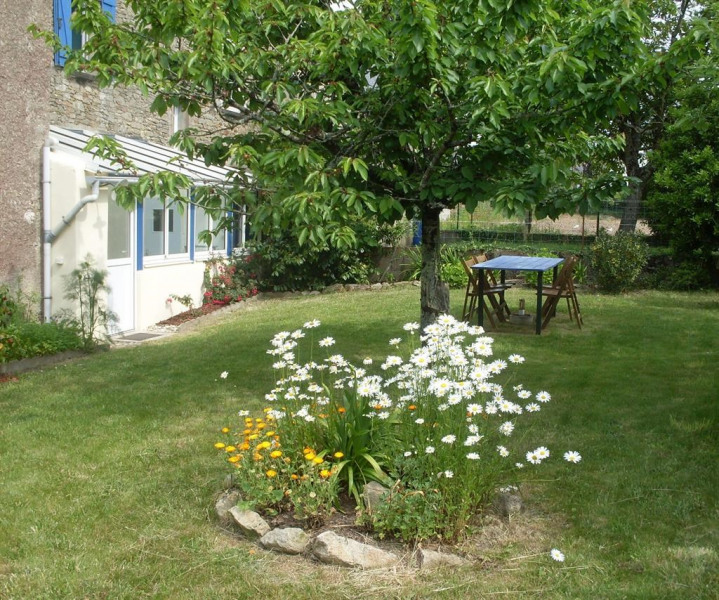Holiday rentals Surzur - House - 4 persons - BBQ - Photo N° 1