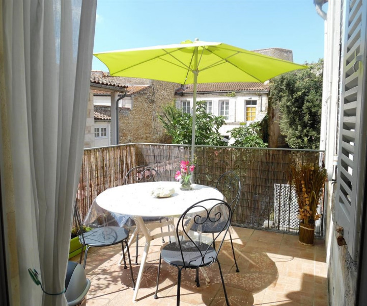 Holiday rentals Rochefort - Apartment - 2 persons - Garden - Photo N° 1