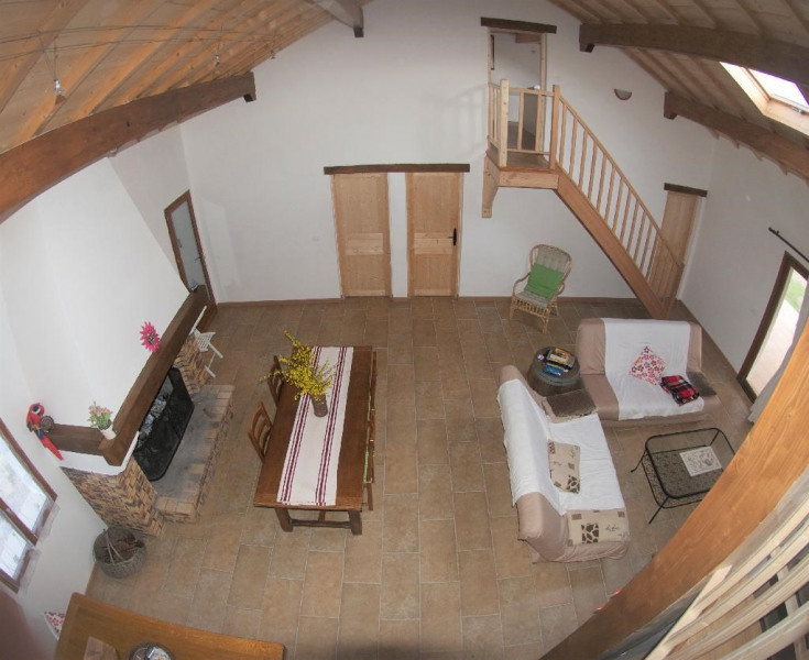 Holiday rentals Tosse - House - 10 persons - Garden - Photo N° 1