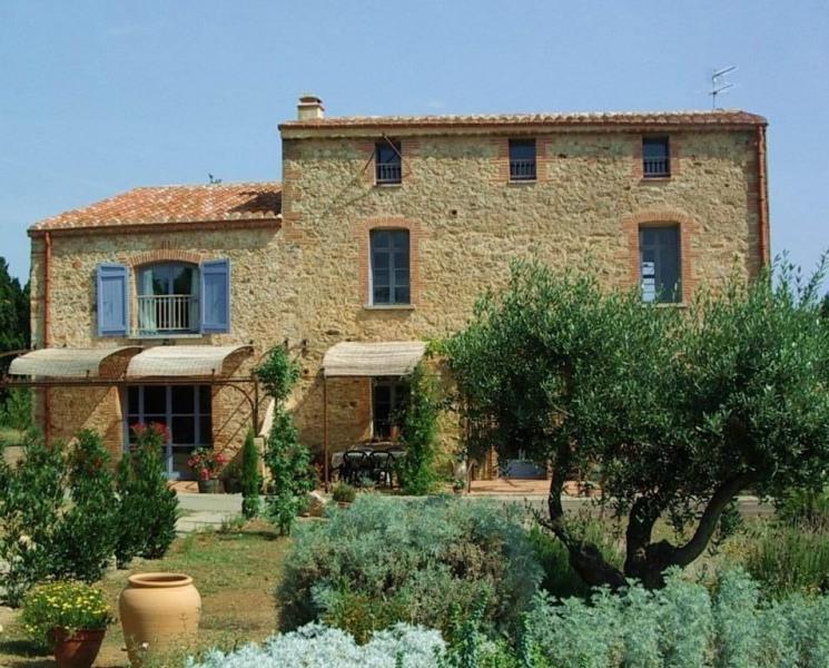 Charmant Gîte pour 10 personnes proche de Perpignan avec piscine et magnifique jardin arboré