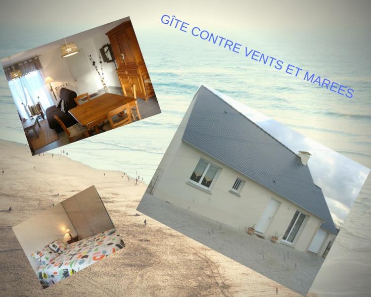 Location vacances Quinéville -  Maison - 6 personnes - Barbecue - Photo N° 1