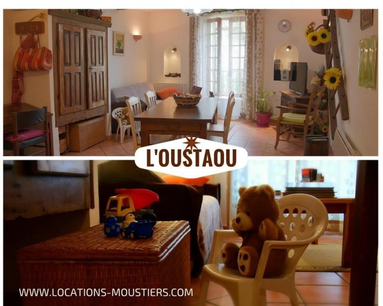 L'Oustaou, appartement coquet pour 4