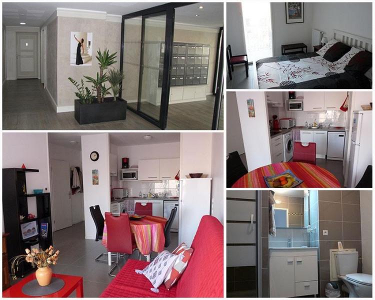 Alquileres de vacaciones Arcachon - Apartamento - 4 personas - Mueble de jardín - Foto N° 1