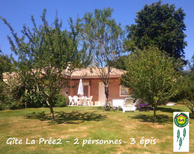 Holiday rentals Saint-Gilles-Croix-de-Vie - Cottage - 3 persons - BBQ - Photo N° 1
