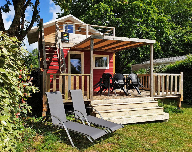 Holiday rentals Secondigny - Unusual - 6 persons - BBQ - Photo N° 1