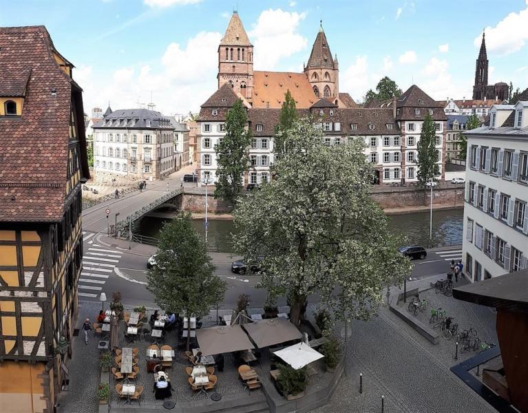 Studio pour 3 pers. avec internet, Strasbourg