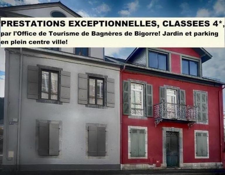 """Résidence """"Aux Deux Pics"""" T3 60m2, Jardin, Parking"""
