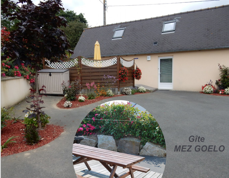 Location vacances Paimpol -  Gite - 4 personnes - Barbecue - Photo N° 1