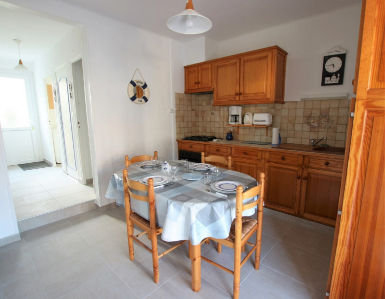 Holiday rentals Saint-Brevin-les-Pins - House - 3 persons - Washing machine - Photo N° 1