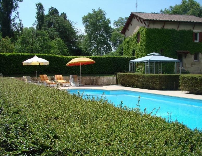 Location vacances Montignac-de-Lauzun -  Maison - 7 personnes - Barbecue - Photo N° 1