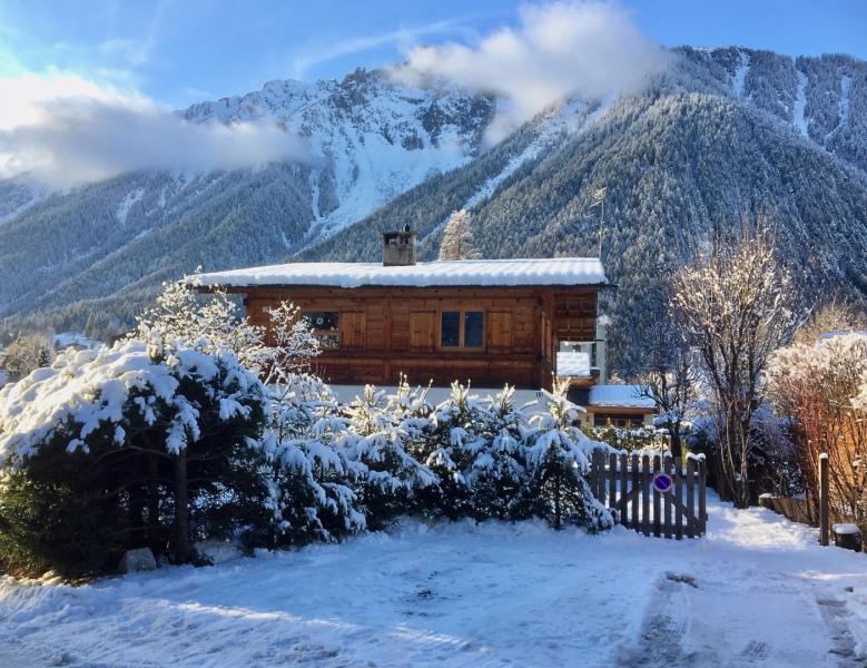Alquileres de vacaciones Chamonix-Mont-Blanc - Apartamento - 2 personas - Silla de cubierta - Foto N° 1