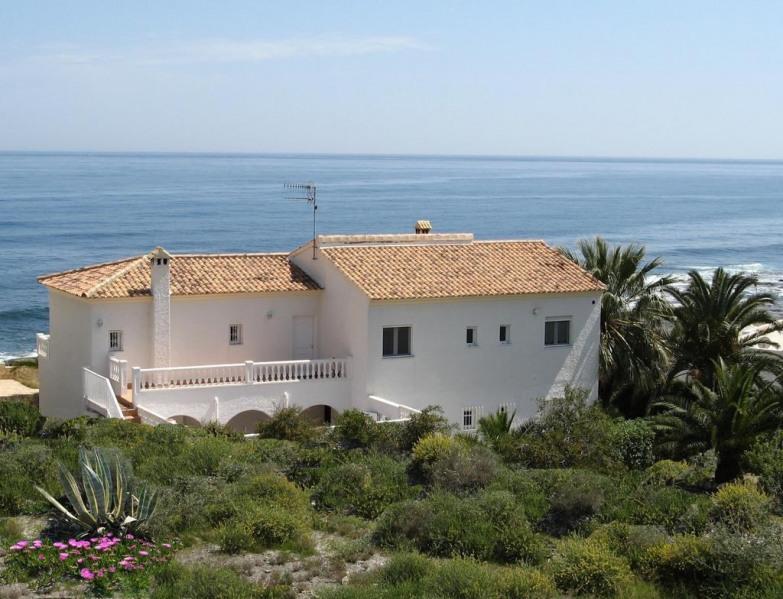 Location vacances Cuevas del Almanzora -  Appartement - 8 personnes - Barbecue - Photo N° 1