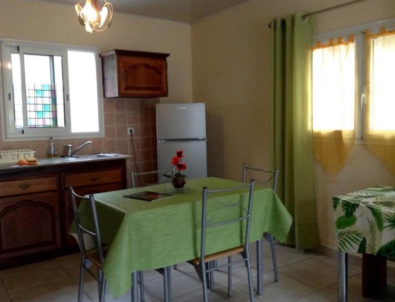 Appartement dans résidence pour 6 personne(s)