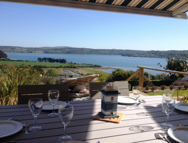 Holiday rentals Hôpital-Camfrout - House - 10 persons - BBQ - Photo N° 1