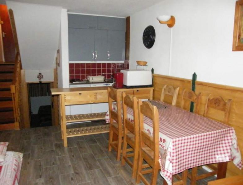 Location vacances Saint-Martin-de-Belleville -  Appartement - 6 personnes - Chaîne Hifi - Photo N° 1