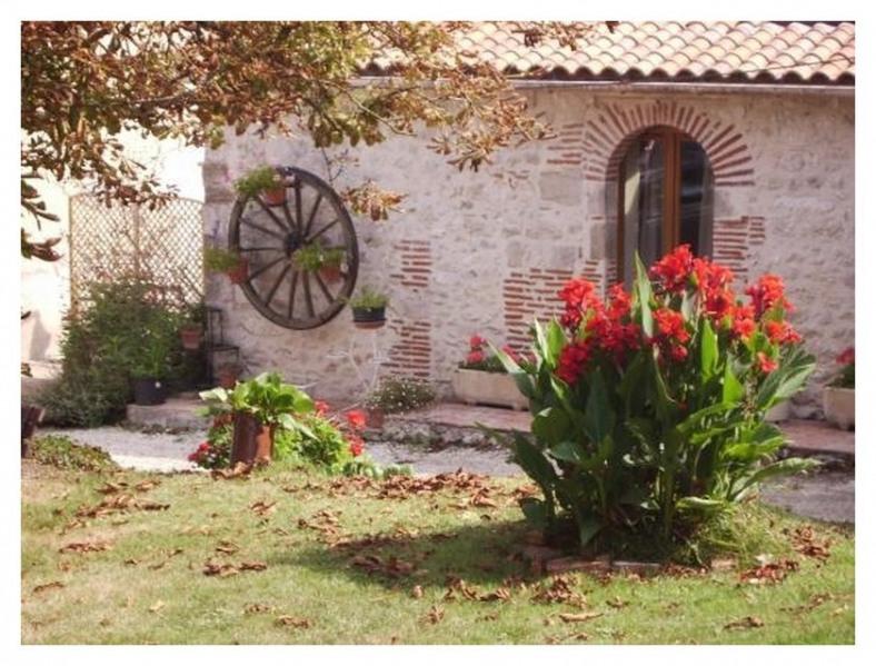 Location vacances Villeneuve-sur-Lot -  Gite - 4 personnes - Barbecue - Photo N° 1