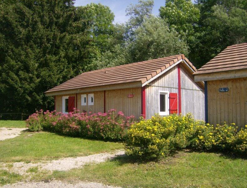 Location vacances Foncine-le-Haut -  Maison - 4 personnes - Jardin - Photo N° 1