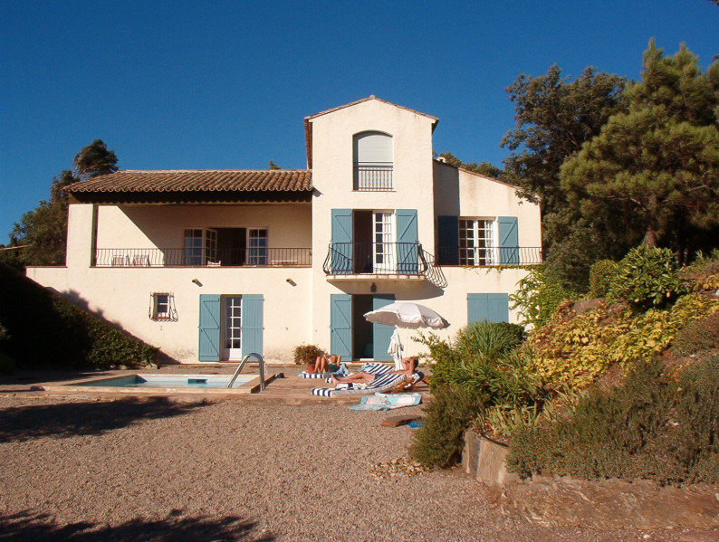 Location vacances Rayol-Canadel-sur-Mer -  Maison - 12 personnes - Terrasse - Photo N° 1