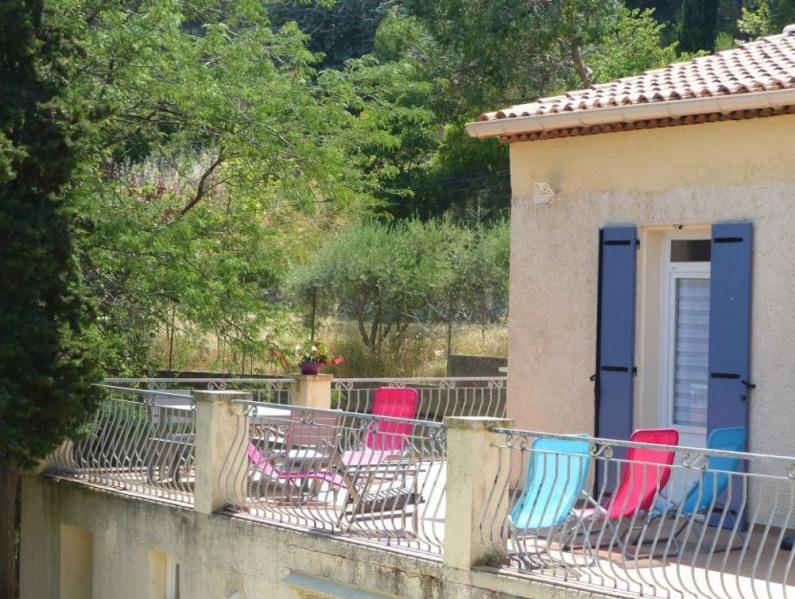 Location vacances Cadolive -  Gite - 6 personnes - Barbecue - Photo N° 1