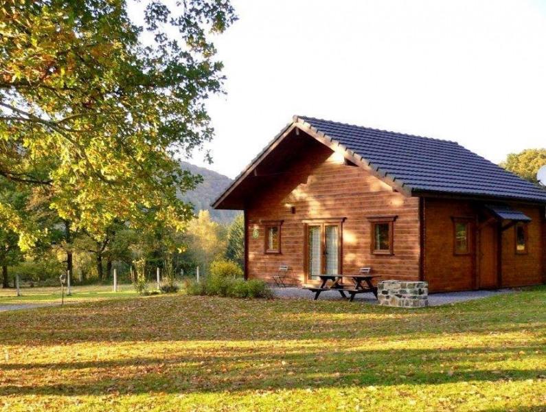 Gîte Les Chênesà Vireux-Wallerand - à 45 Km de Charleville-mezieres Ancien gîte 326 - Au cœur de la forêt, chalet ind...