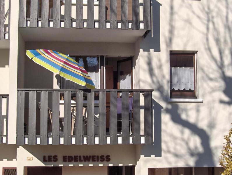 Location vacances Samoëns -  Appartement - 4 personnes - Jeux d'extérieurs - Photo N° 1