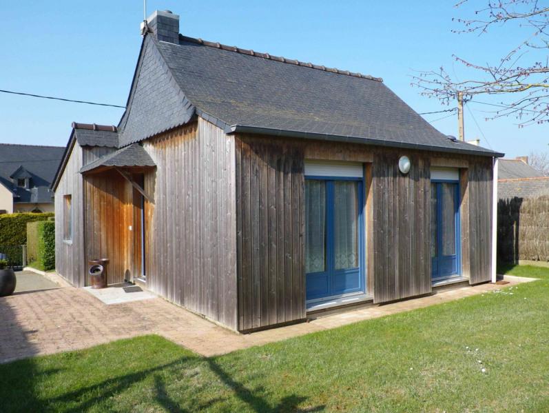 maison type chalet situé a 5 mn de l:entrée de st malo 10mn cancale  30mn mt st michel - La Goues...