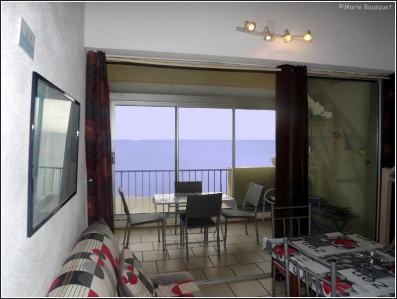 Location vacances Sainte-Marie-la-Mer -  Appartement - 6 personnes - Salon de jardin - Photo N° 1