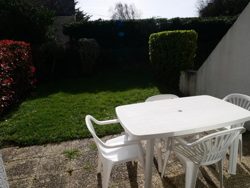 Location vacances Saint-Pierre-Quiberon -  Maison - 4 personnes - Salon de jardin - Photo N° 1