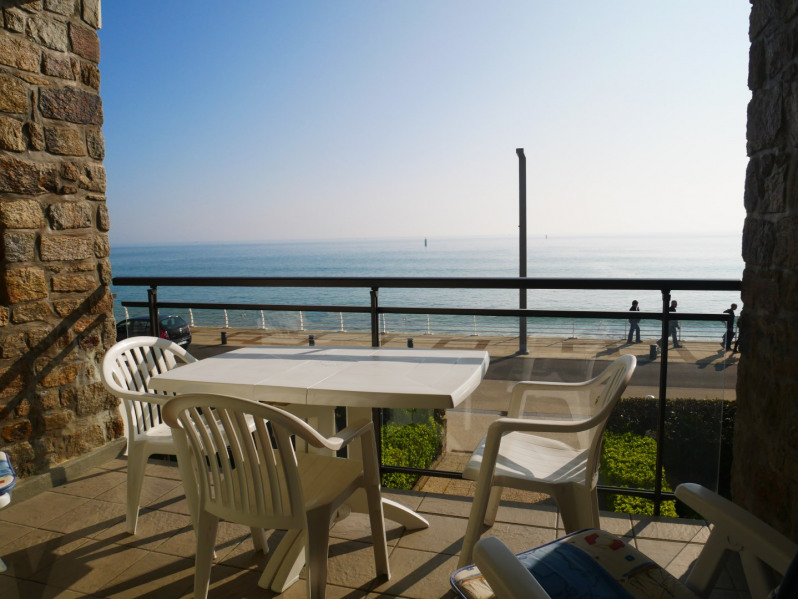 Holiday rentals Quiberon - Apartment - 3 persons - Garden furniture - Photo N° 1